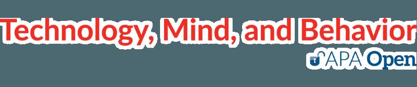 Technology, Mind, and Behavior