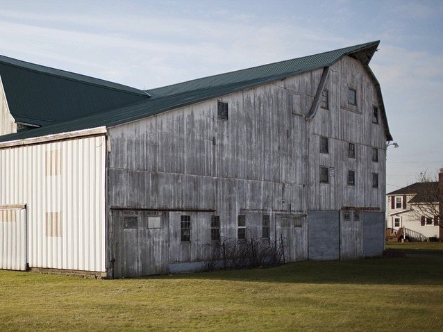 "<p class="""">Brett Culbert, Ledge Road Barn, 2014</p>"