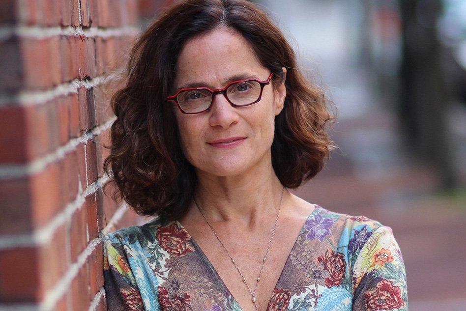<p>Amy Brand, the MIT Press</p>