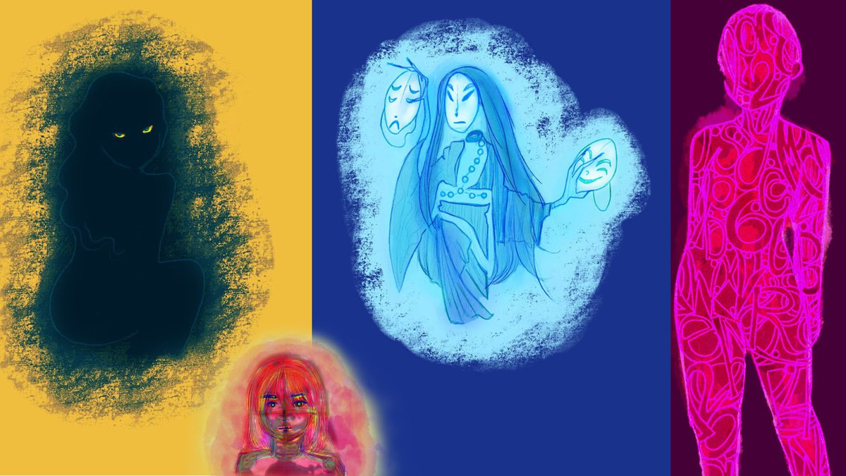 <p>Cover art: The 4 Spirits of Precision Medicine</p>