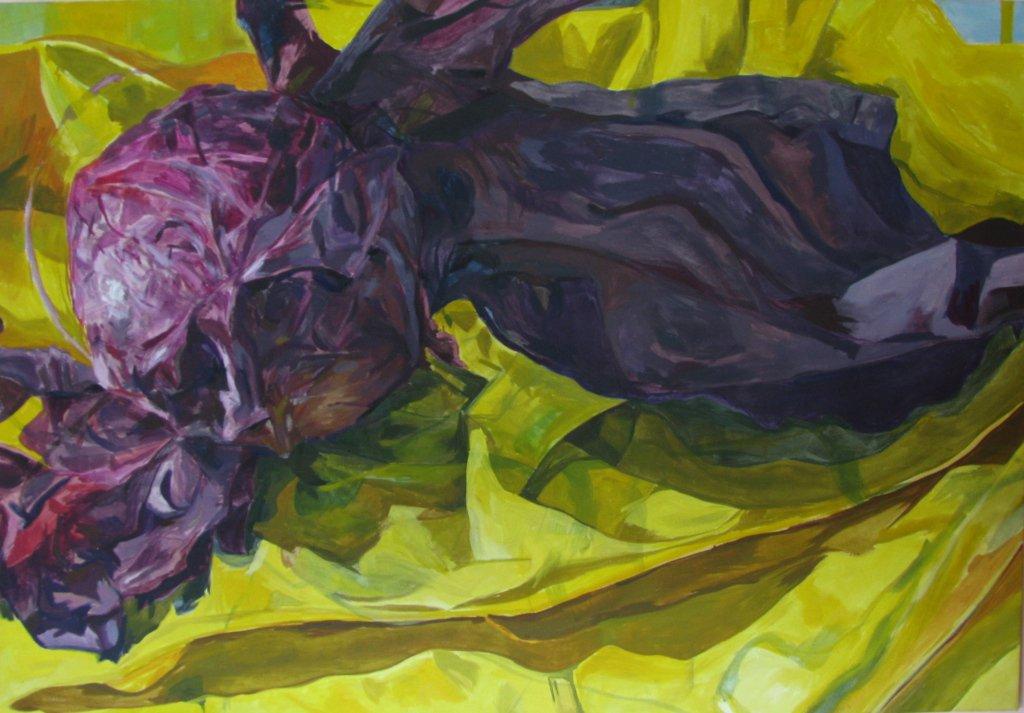 "<p class="""">Eliza Murphy, Cabbage, 2015</p>"