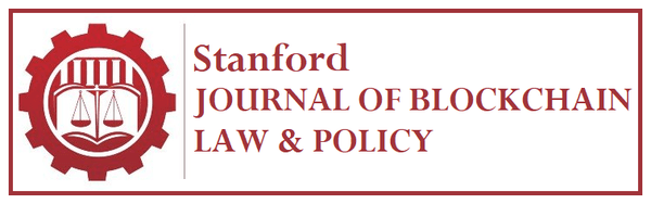 Stanford Journal of Blockchain Law & Policy