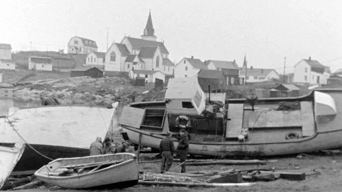 "<p>At the National FIlm Board of Canada, the 1967 short film ""The Founding of the Cooperatives"" is one of 27 in the series produced through the Fogo Process of the Challenge for Change program.</p>"