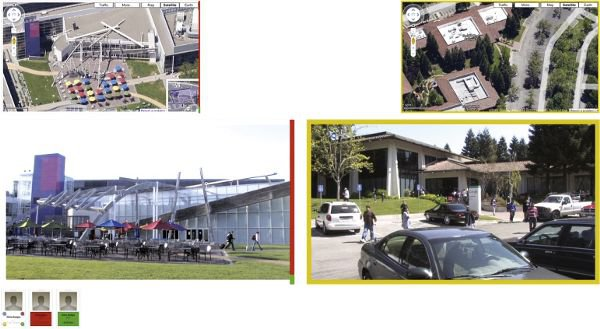 <p>Figure 7.4: Andrew Norman Wilson's Workers Leaving the Googleplex (2011) documents the hidden inequities at Google's Mountain View headquarters. Still courtesy of Andrew Norman Wilson.</p>