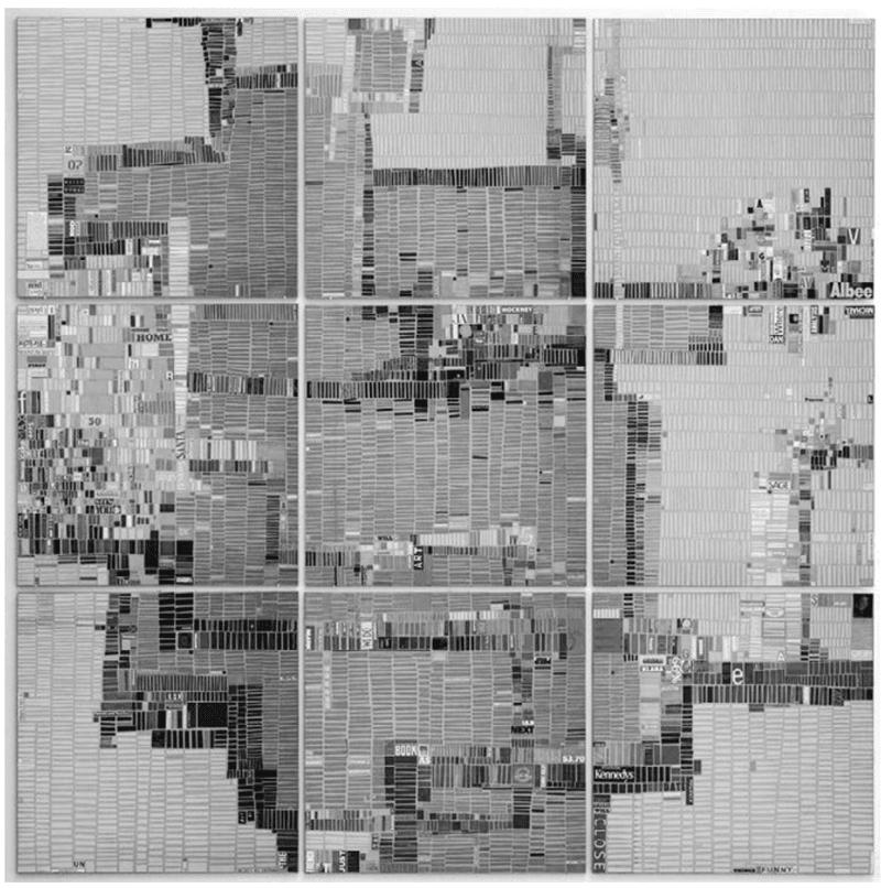 <p>Figure 4.3Laurie Frick's <em>Walking</em>. Image courtesy of the artist.</p>