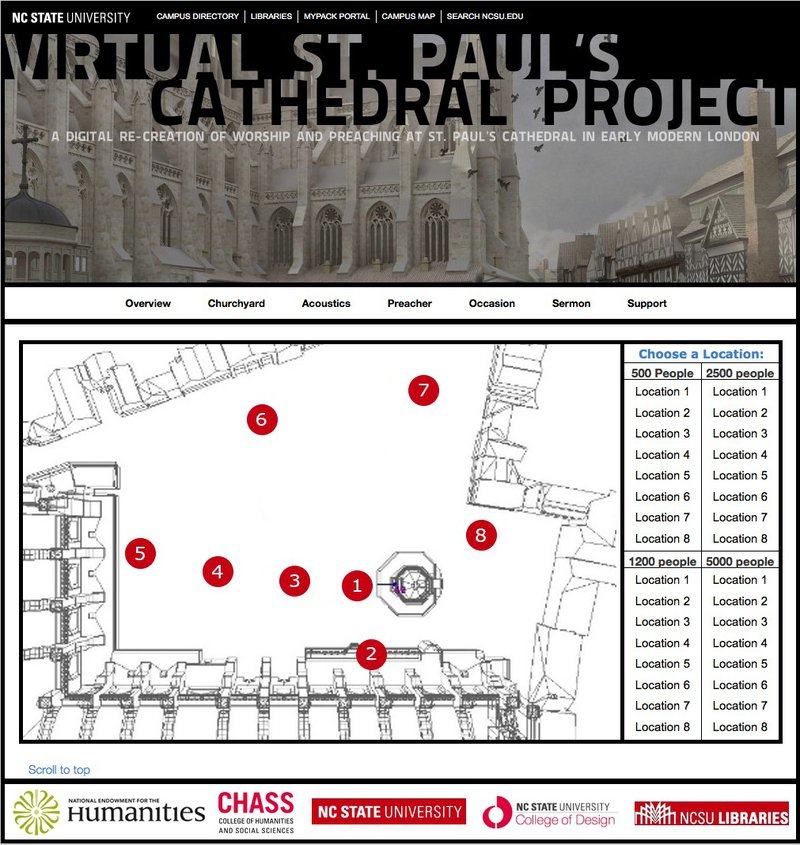 "<p class="""">-</p><p>Figure 2. The Virtual St. Paul's Cathedral Project.</p><p><a href=""https://vpcp.chass.ncsu.edu/"">https://vpcp.chass.ncsu.edu/</a></p>"