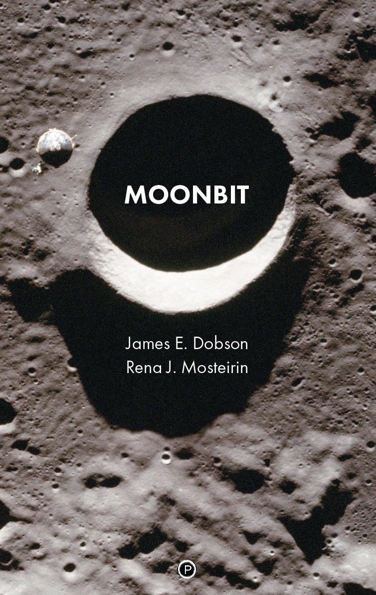 """<p class=""""""""><strong><a href=""""https://punctumbooks.com/titles/moonbit/"""">Moonbit</a></strong></p><p>by&nbsp;<a href=""""https://punctumbooks.com/people/james-e-dobson/"""">James E. Dobson</a>&nbsp;and&nbsp;<a href=""""https://punctumbooks.com/people/rena-j-mosteirin/"""">Rena J. Mosteirin</a></p>"""