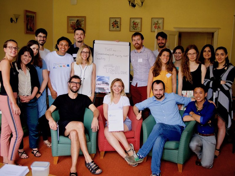 <p>EFPT Psychotherapy Working Group 2018</p>