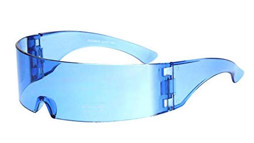 <p>Hopefully the lie-detecting part can be an add-on to any glasses. Here is one design of a pair of glasses</p>