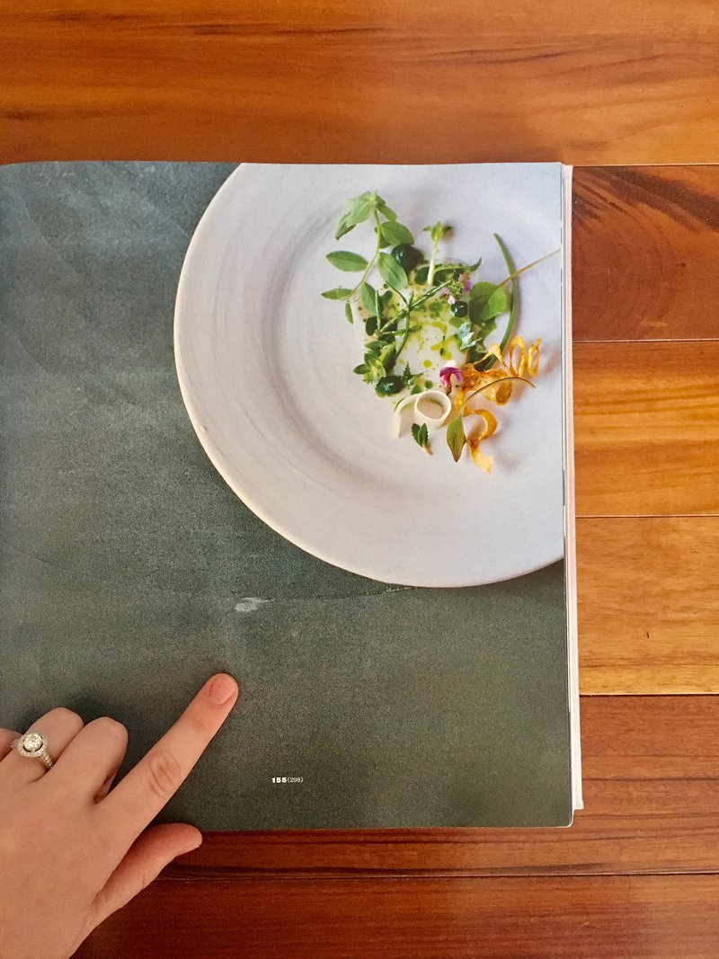 "<p class="""">NOMA: Time and Place in Nordic Cuisine</p>"