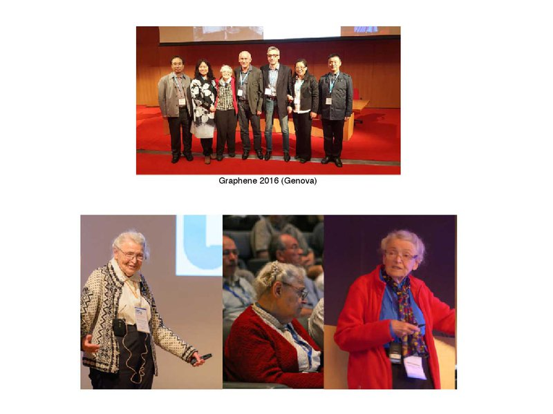 Photos courtesy of NT Conferences and Graphene Conferences websites