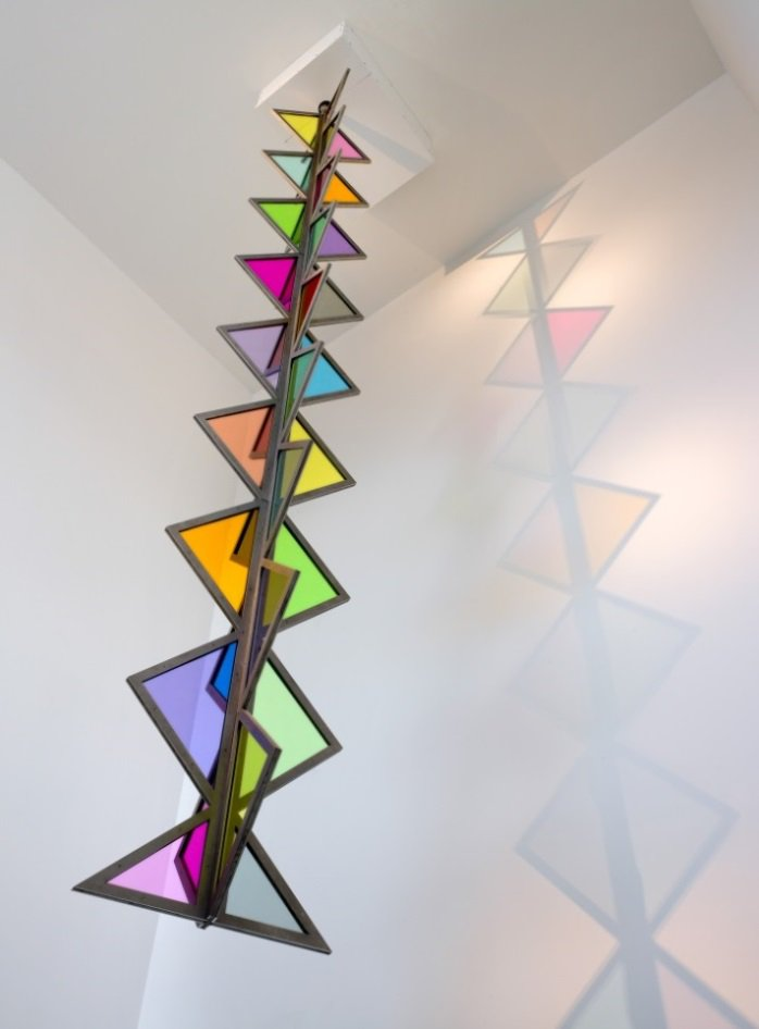 <p><em>Figure 1: David Batchelor 'Plato's Disco' (2015). Image courtesy of the Whitworth, University of Manchester and the artist</em></p>