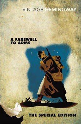 """<p><em><a href=""""https://bookshop.org/a/2927/9781476764528"""">A Farewell to Arms</a></em><a href=""""https://bookshop.org/a/2927/9781476764528""""> by Ernest Hemingway</a></p>"""