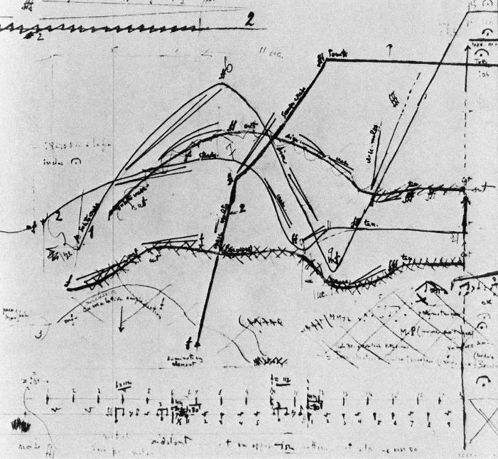 <p>Diagramme poème électronique. https://commons.wikimedia.org/wiki/File:Diagramme_po%C3%A8me_%C3%A9lectronique.JPG</p>