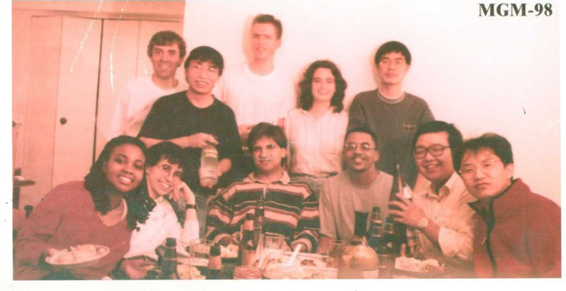 Millie's group at MIT (1997/1998)