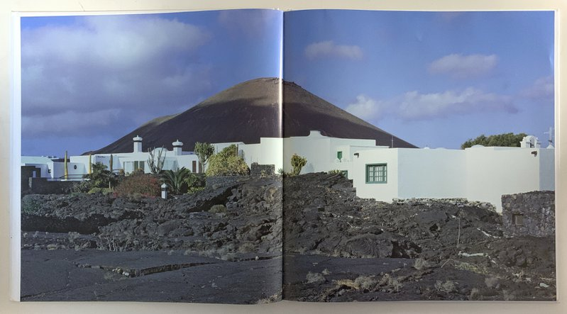 <p>Figure 6. Cesar Manrique House In the black volcanic landscape of Lanzarote.</p><p>Source: Marchan Fiz, S. Fundacion Cesar Manrique Lanzarote. Edition Axel Menges, 2017 (scanned)</p><p>Credit: Pedro Martínez de Albornoz</p>