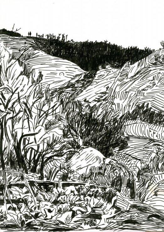 <p>Eliza Murphy,&nbsp;Basque Garden, 2015.</p>