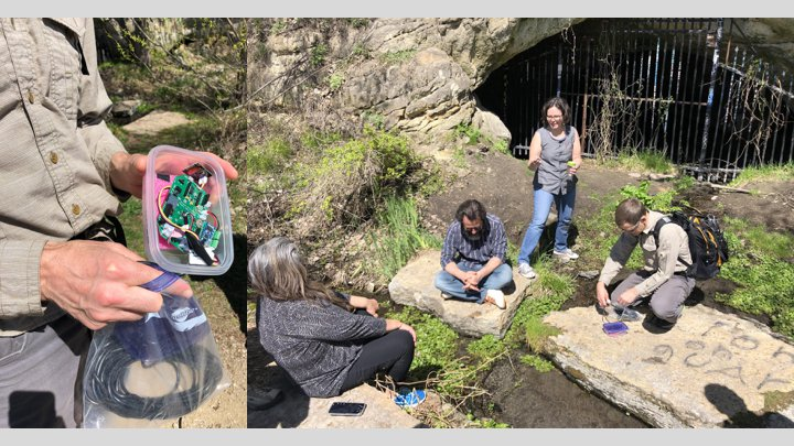 """<p class="""""""">Monitoring water using DIY technologies at a sacred site for the Dakota people.</p>"""