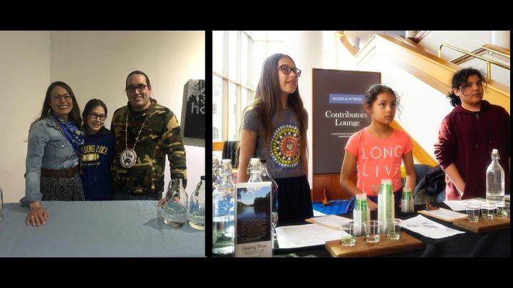 """<p class="""""""">Mniowe (Water Bar) at the Dakota Language Society.</p>"""