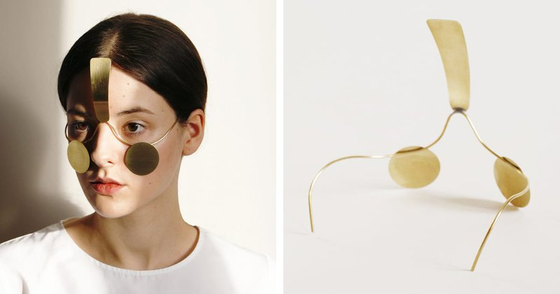 "<p class="""">Incognitio Mask by Ewa Nowak</p>"