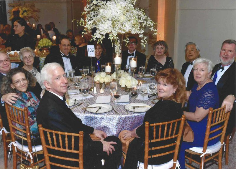 At the Franklin Awards. Photo courtesy of the Franklin Institute