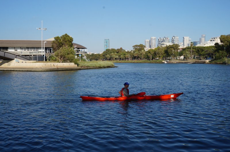 """<p class=""""""""><br></p><p>Images 1 and 2: The Yarqon park in Tel Aviv. Source: Nathan Marom.</p>"""