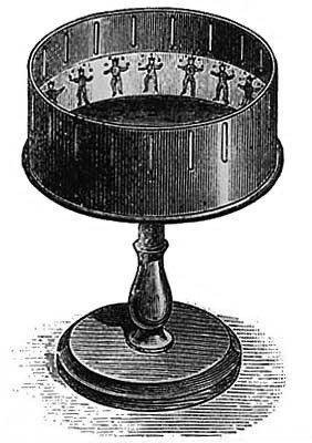 "<p class="""">A classic zoetrope</p>"
