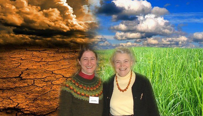 Laurie McNeil and Millie Dresselhaus, 2000: Agents for Climate Change