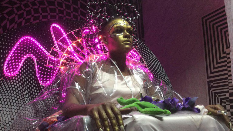 <p>Electric South is a South African nonprofit that supports a network of artists across Africa to tell immersive, interactive stories using virutal reality, augmented reality, and other digital technologies.</p>