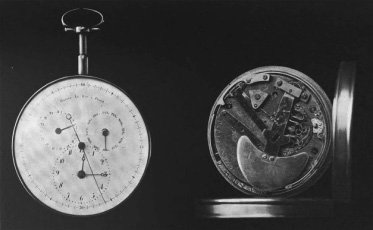"<p>Figure 5.1 The ""Napoléon Pedometer Watch"" as photographed for the <em>Proceedings</em>. Courtesy of the British Museum.</p>"