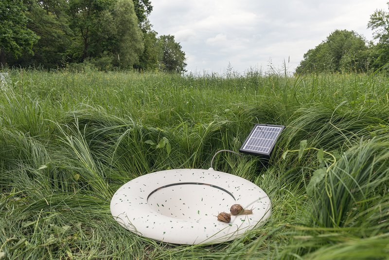 <p>Figure 5. Autonomous Agriculture (Snail Collecting Robot) by Johanna Schmeer (2016)</p><p>Photographer: Delfino Sisto Legnani and Marco Cappelletti</p>