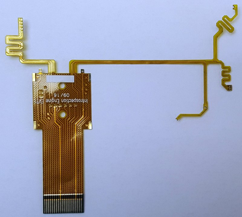Figure 14. Tap board as fabricated.