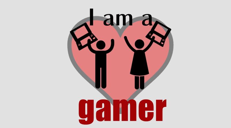 """<p>""""I am a gamer."""" - Satoru Iwata</p>"""