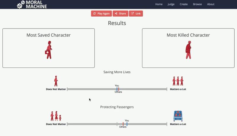 "<p>Screenshot from <a href=""http://moralmachine.mit.edu"" target=""_blank"">http://moralmachine.mit.edu</a><span></span><br></p>"