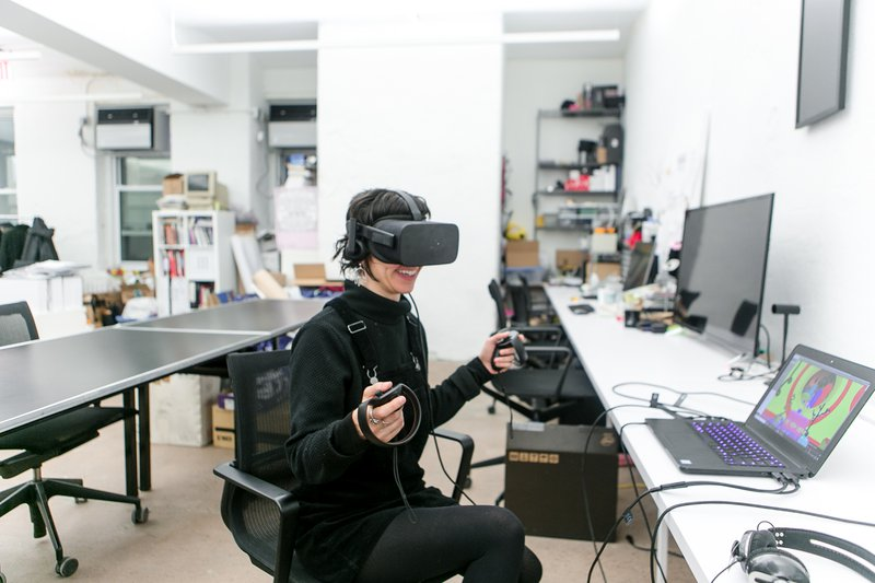 <p>NEW INC is an residency and incubator space at New Museum (2019) in New York City.</p>