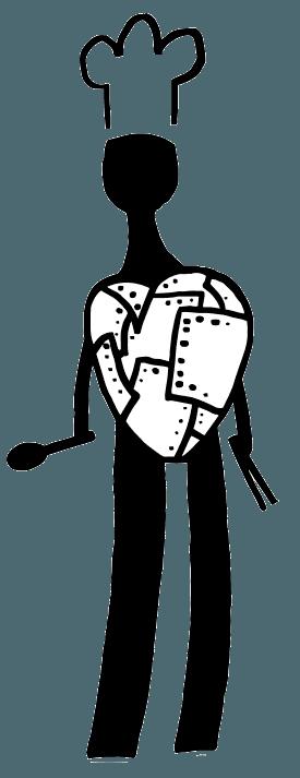 <p>Emotional armour</p>