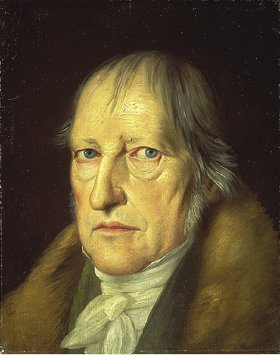<p>Figure 1.1 Jakob Schlesinger painted this portrait of Hegel in 1831, the year of his death. Wikimedia Commons.</p>
