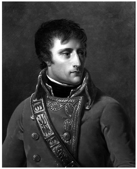 <p><strong>Fig. 2.21</strong><br>Napoleon Bonaparte, First Consul of France, 1799-1802. Painting (ca. 1802) by AntoineJean Gros.</p>