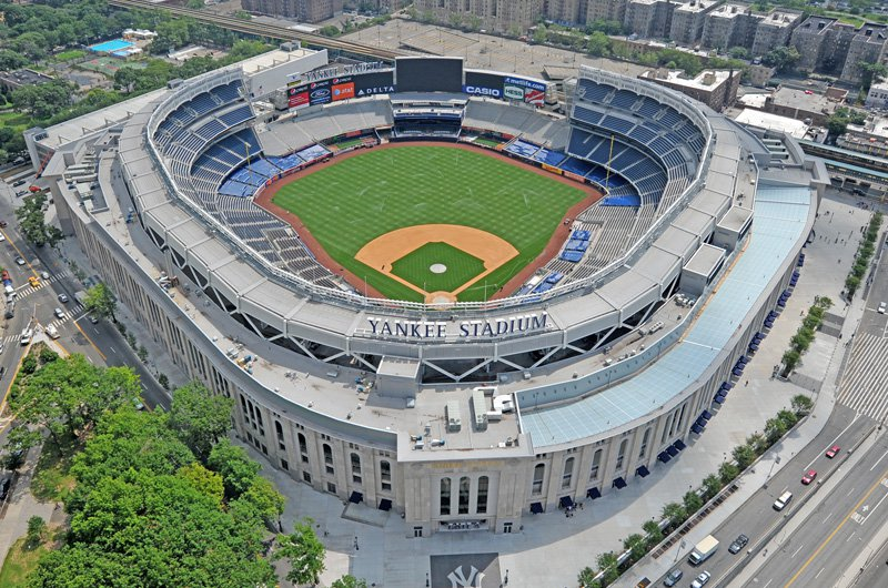 <p>The game will take place in 1 month at Yankee Stadium.</p>