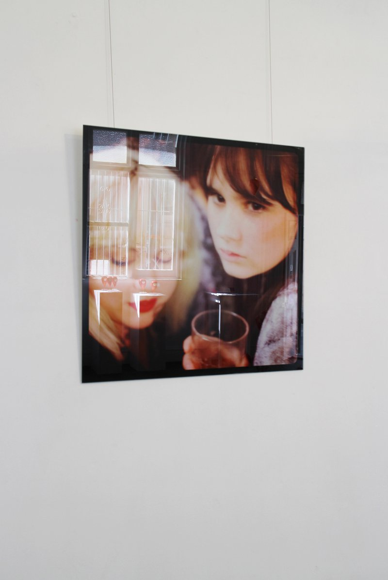 Figure 5. Grace Kingston, Selfie - The Court House Hotel, 2013. Image by Grace Kingston. © Grace Kingston, 2013. Used with permission.