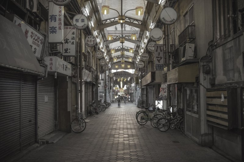 <p>Intervention's presence is barely felt within the arcade.</p>