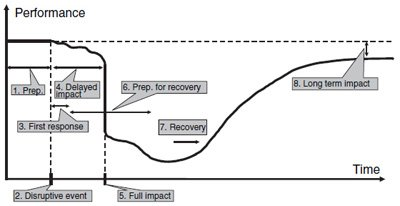 <p><strong>Figure 4.1</strong><br>Disruption Profile</p>