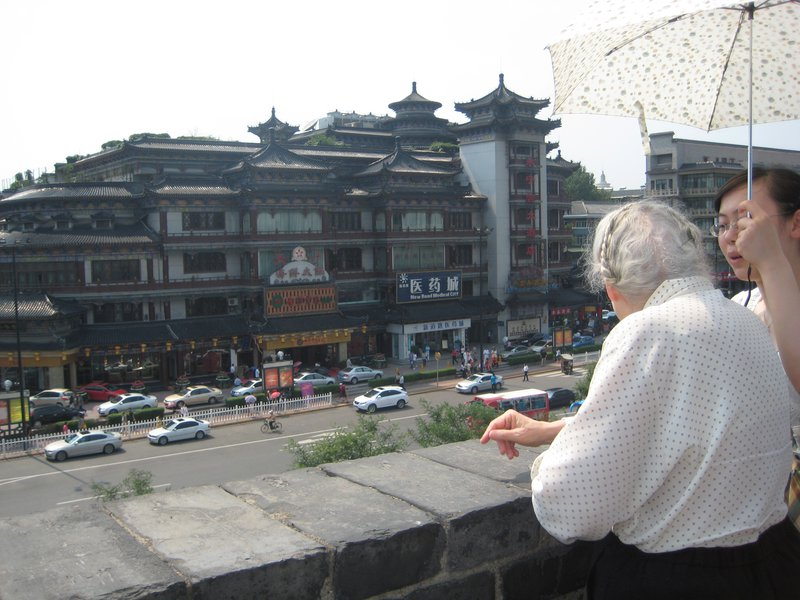 Millie in China.  Photo courtesy of Elizabeth Dresselhaus