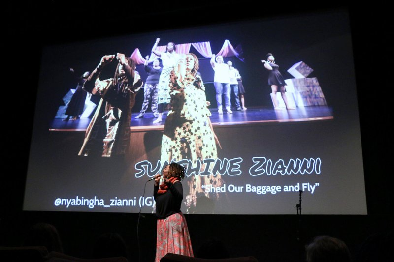 <p>The Alliance for Media Arts+ Culture, National Youth Media Summit Chicago (2017) featured young media artists, poets, and community activists in collaboration and performance.</p>