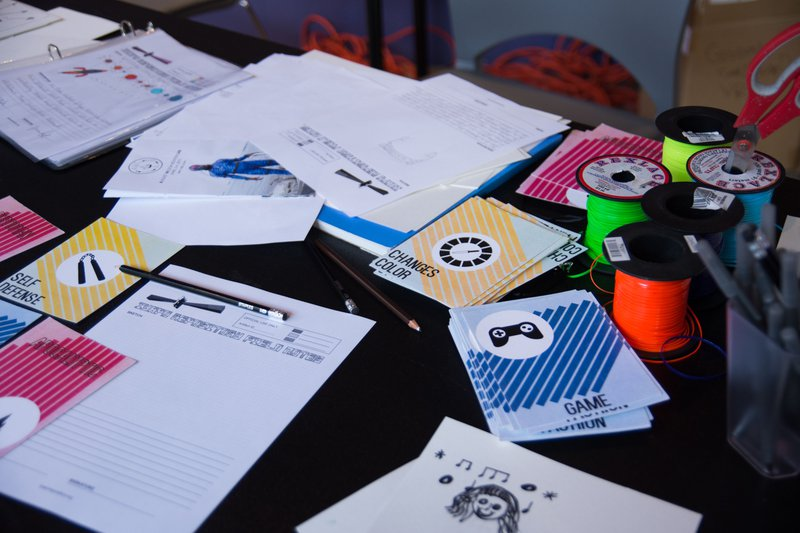 <p>Iyepo Repository created a deck of playing cards to use during participatory media workshops.</p>