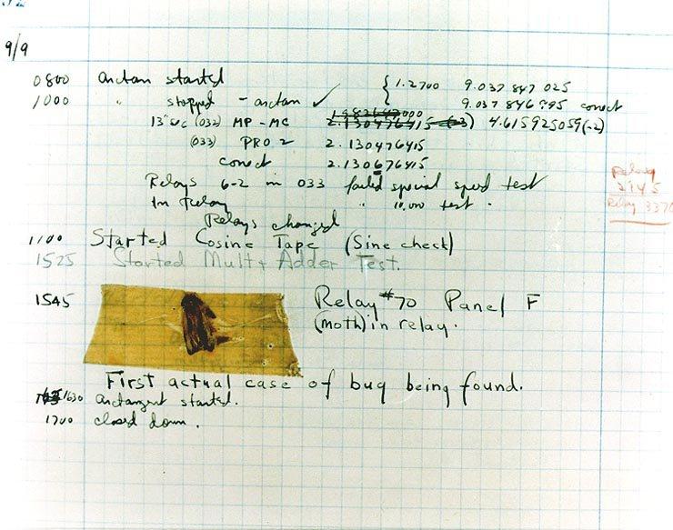<p>Figure 4: debugging</p>